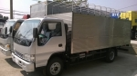 Xe tải Jac 2t4 giá bao nhiêu?