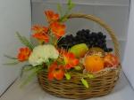 Giỏ trái cây làm quà tặng 20/10 - Món quà cho sức khỏe và sắc đẹp