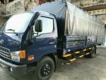 Tư vấn giá xe tải HD120SL thùng dài 6m2