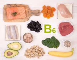 Top 10 thực phẩm bổ sung vitamin B6