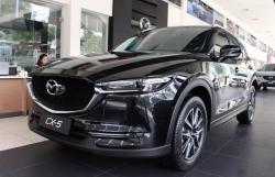 Tại sao nên mua xe Mazda CX 5 2018?
