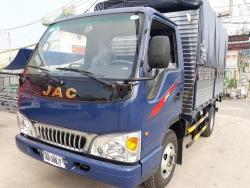 Xe tải Jac 2t4 thùng mui bạt giá bao nhiêu hiện nay?