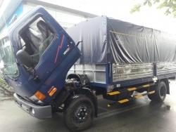 Giá xe tải Hyundai HD120sl thùng dài 6.2m bao nhiêu?