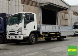 Tư vấn giá Xe tải Isuzu 3.5 tấn mới nhất
