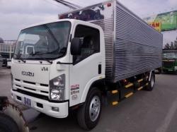 Tư vấn xe tải Isuzu 8t2 giá bao nhiêu hiện nay?