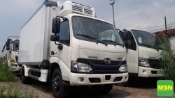 Tư vấn mua xe tải Hino 4 tấn giá rẻ tại TPHCM