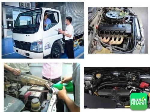 Sửa chữa, bảo dưỡng xe tải giá rẻ tại Garage
