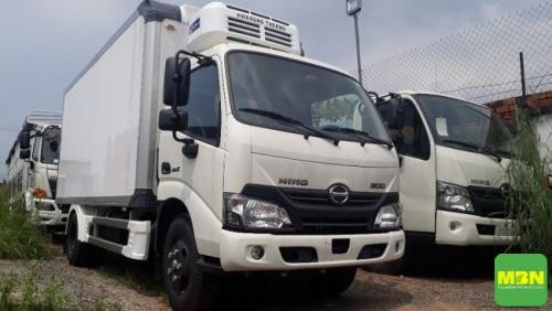 Tư vấn mua xe tải Hino 4 tấn giá rẻ tại TPHCM, 291, Ngọc Diệp, Giá bao nhiêu, 23/11/2018 14:38:43